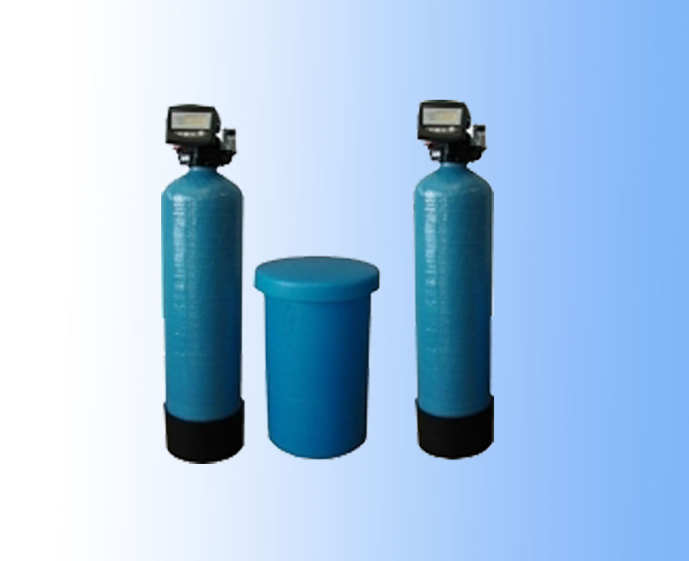 50 Product Duplex Clack Water Softener