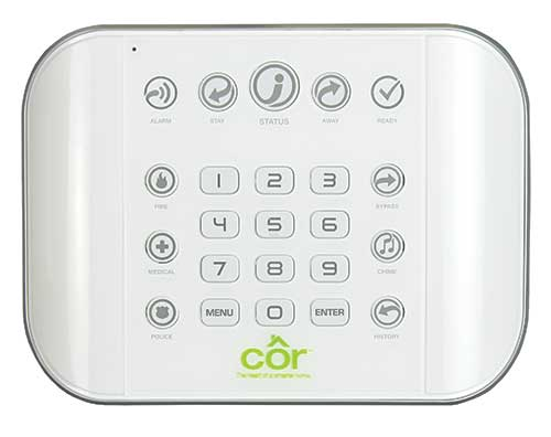 Carrier Cor Wifi Home System